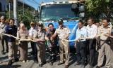 Badan Karantina Pertanian meresmikan pengiriman ekspor hasil pertanian di Surabaya