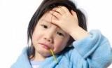 Balita terserang pneumonia atau radang paru-paru