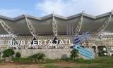 Embarkasi dari Kertajati, Calhaj Minta Pelayanan Meningkat. Foto: Bandara Internasional Jawa Barat (BIJB) Kertajati, Majalengka.