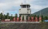 Bandara Sultan Babullah di Ternate, Maluku Utara