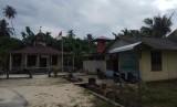 Desa Rapa-rapa Melayu, salah satu desa di Pulau Tello, Nias Selatan.
