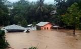 Banjir bandang/ilustrasi