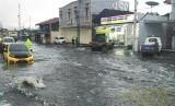 BPBD Sumedang Telusuri Penyebab Banjir Bandang di Citengah (ilustrasi).