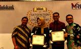 Bank Muamalat meraih peringkat pertama kategori Engagement Award dalam acara Satisfaction Loyalty Engagement Awards 2018.