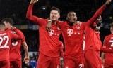 Bayern Muenchen gebuk Chelsea 3-0 di Stamford Bridge, Rabu (26/2) dini hari WIB.