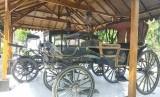 Beberapa sudut di Museum Taman Prasasti, Jalan Tanah Abang I Nomor 1,  Petojo Selatan, Gambir, Jakarta Pusat, Rabu (26/6).