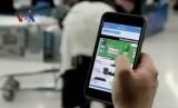 Belanja daring (Online) lewat ponsel pintar