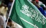 Artefak kuno Saudi yang dipamerkan berusia ribuan tahun. Foto ilustrasi bendera Arab Saudi.