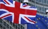 Para finalis merupakan profesional Muslim di Inggris dari berbagai profesi. Foto bendera Inggris