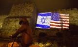 Upaya menyeret Israel ke Mahkamah Internasional terhambat Amerika Serikat Ilustrasi bendera Amerika Serikat Israel