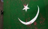 Bendera Pakistan.