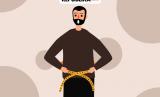 Berapa ukuran lingkar pinggang Anda?