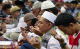 Rasulullah SAW menekankan pentingnya rasa malu untuk Muslim.Berdoa Ilustrasi