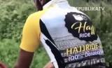 Bersepeda dari London ke Makkah