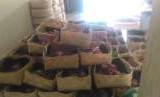 Besek bambu menjadi media untuk mengemas daging kurban yang ramah lingkungan (ilustrasi)