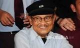 BJ Habibie (Foto: Agung Supriyanto/Republika)