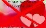 Budaya Valentine bukan budaya Islam (ilustrasi)