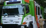 Buka puasa bersama Humanity Food Truck ACT.