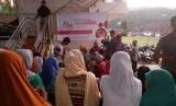 Buka puasa bersama LMI di Papua.