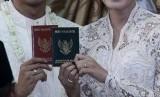 Dari total 19 permohonan izin poligami yang dikabulkan 14 permohonan. Buku nikah (ilustrasi)