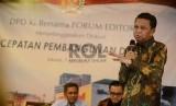 Gubernur Sulsel Nurdin Abdullah meyebut dia masuk dunia politik karena Bantaeng. Foto Nurdin Abdullah (ilustrasi)