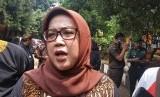 Bupati Bogor Ade Munawaroh Yasin mengatakan ada 10 zona merah Covid-19 di kawasannya per Kamis (9/4).