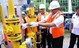 Bupati Muba Dodi Reza Alex menjadikan daerahnya sebagai sumber energi nasional.