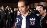Survei: Elektabilitas Jokowi di DKI Terimbas Kekalahan Ahok