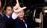 Siapa Bule di Video Viral Pidato Prabowo?