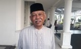 Azyumardi Pertanyakan Urgensi Materi Khutbah Seragam. Cendekiawan Muslim Azyumardi Azra.