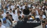 Ceramah agama Islam (ilustrasi)