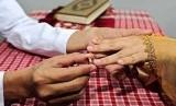 Pemerintah Kalteng berupaya melakukan edukasi cegah perkawinan anak. Cincin perkawinan.  (ilustrasi)