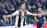 Cetak Gol di San Siro, Ini Reaksi Apik Ronaldo