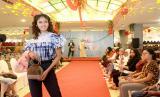 Dalam rangka mendukung program pemerintah Bangga Buatan Indonesia, produsen fesyen lokal asal Bandung, Elizabeth meluncurkan kampanye bersama ElizabethuntukIndonesia.
