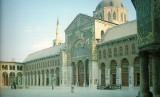 Konsep Pendidikan di Masa Kejayaan Islam (2-Habis). Foto: Damaskus, Suriah, pusat Daulah Umayyah (ilustrasi).