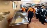 Dapur katering Jamaah Haji Indonesia di Makkah, Arab Saudi