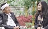 Dedi Mulyadi (kiri) di program iMpresi Republika TV