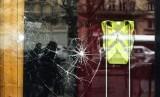 Demonstran rompi kuning Prancis, ilustrasi