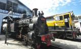 Depo Lokomotif salah satu fasilitas pendukung operasional kereta wisata di Museum Kereta Api Ambarawa.
