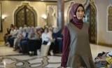 Desainer Jenahara Nasution digandeng label SUQMA menghadirkan koleksi busana Muslim yang terinspirasi dari Maroko.