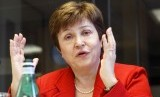 IMF: Pandemi Covid-19 Sudah Jadi Krisis Ekonomi dan Keuangan. Direktur Pelaksana IMF Kristalina Georgieva.