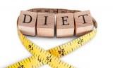 Peneliti menemukan diet berhubungan dengan insomnia. Foto diet (Ilustrasi)