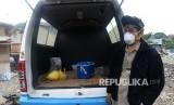 Petugas Dinas Kesehatan (Dinkes) DKI Jakarta. (ilustrasi)