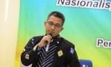Direktur Eksekutif Center of Intelligence and Strategic Studies (CISS), Ngasiman Djoyonegoro