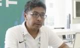 Direktur Perencanaan Pembangunan Wisma Atlet Kemayoran Riski Renando