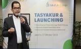Direktur Utama PT Asuransi Takaful Keluarga, Arfandi Arief.