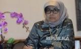 Direktur Utama PT Jasa Marga Tbk (Persero) Desi Arryani