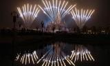 Disneyland Shanghai terpaksa tutup saat libur Imlek untuk mencegah penyebaran virus corona.