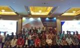 Ditjen Hubla membuka Focus Group Discussion (FGD) Hibah Kapal Angkutan Laut Pelayaran Rakyat Tahun 2018 di Hotel Redtop Jakarta, Senin (10/12).