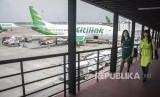 Citilink mengembangkan lini layanan kargo untuk mengatasi sepinya penerbangan dengan penumpang akibat Covid-19.